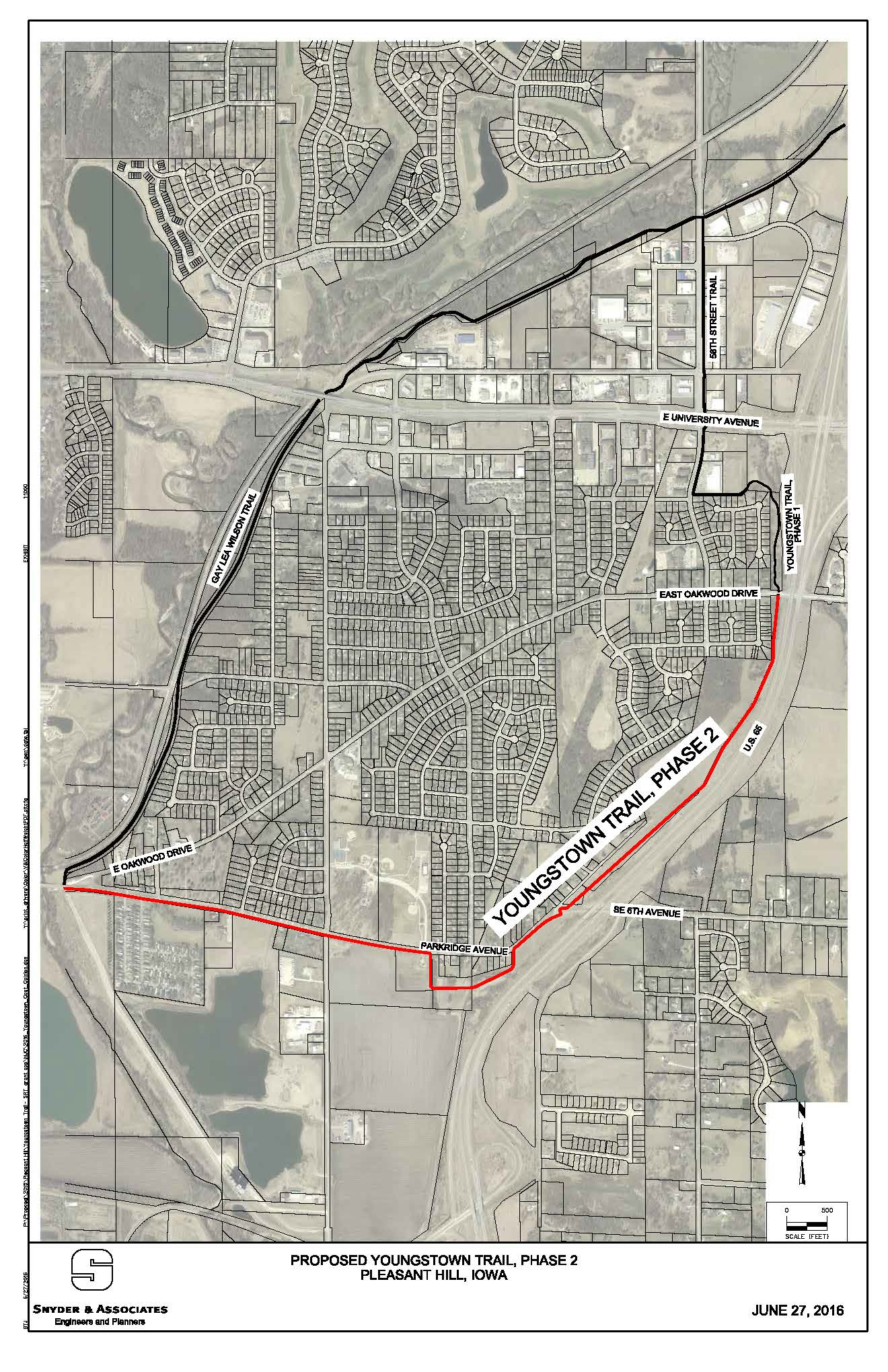 Youngstown Trail Phase 2