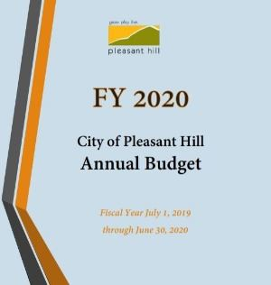Fiscal Year 2020 Budget (PDF)