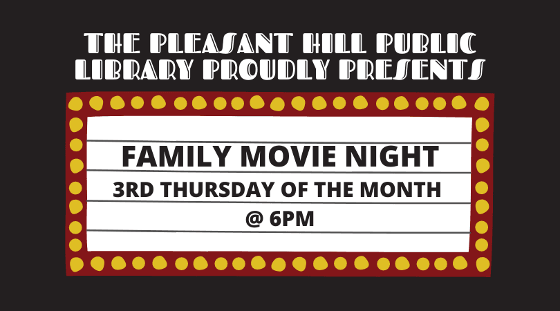 Family Movie Night (PDF)